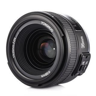フルサイズ対応❤️新品 Nikon用 35mm/F2 単焦点レンズ ♪(レンズ(単焦点))