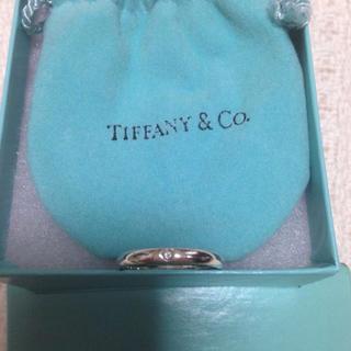 ティファニー(Tiffany & Co.)の限定!Tiffany ダイヤ入リング(リング(指輪))