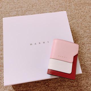 マルニ(Marni)の【MARNI】二つ折りウォレット(財布)
