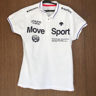 デサント(DESCENTE)のポロシャツ  レディース(ポロシャツ)