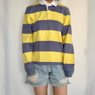ラルフローレン(Ralph Lauren)のPOLO ラルフローレン ラガーシャツ(ポロシャツ)