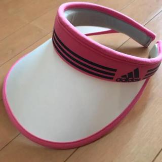 アディダス(adidas)のサンバイザー  adidas(その他)