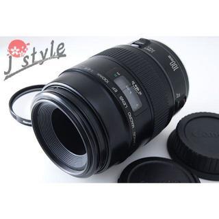 ■超美品■Canon Macro EF 100mm f/2.8◆V518(レンズ(単焦点))