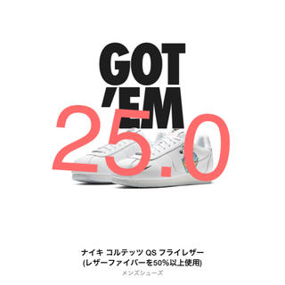 ナイキ(NIKE)のnike  cortez earth day collection(スニーカー)