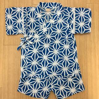 プティマイン(petit main)のプティマイン 和柄 甚平 100(甚平/浴衣)