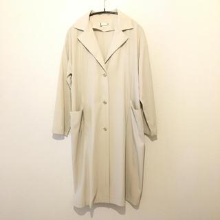 エヴァムエヴァ(evam eva)のevam eva ロングコート wide trench coat サイズ1(ロングコート)