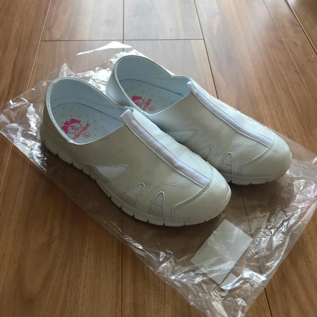 ナースシューズ 5L レディースの靴/シューズ(スニーカー)の商品写真