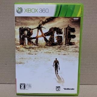 エックスボックス360(Xbox360)のXBOX 360 RAGE(日本語版)後方互換対応(家庭用ゲームソフト)