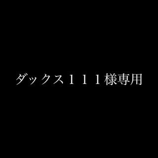 ダックス111様専用(保護フィルム)