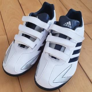 アディダス(adidas)の野球スパイク24、5センチ(シューズ)