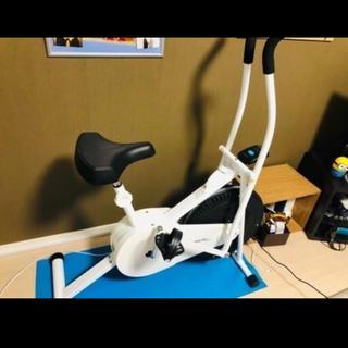 サイクルツイスタースリム エアロバイク(エクササイズ用品)