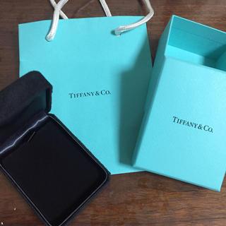 Tiffany & Co. - Tiffany&Co. 袋 箱 アクセサリーボックス