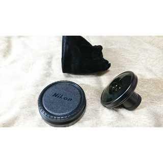 nikon fisheye converter fc-e8(レンズ(単焦点))