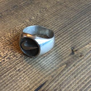 ナイキ(NIKE)の古着 シルバーリング(リング(指輪))