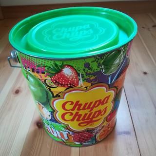 チュッパチャプス 缶のみ(小物入れ)