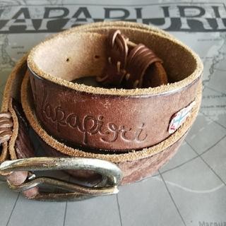 ナパピリ(NAPAPIJRI)のナパピリ  レディース  ヴィンテージ ベルト \(^^)/ レア(ベルト)