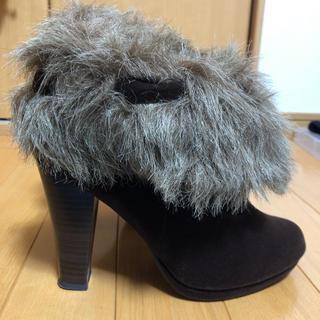 リズリサ(LIZ LISA)のショートブーツ(ブーツ)