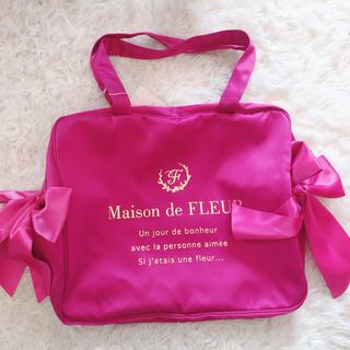 メゾンドフルール(Maison de FLEUR)のメゾンドフルール♡トラベルバッグ♡Mサイズ(トラベルバッグ/スーツケース)