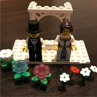 レゴ(Lego)のミニフィグ レゴ ウェディング ウェディングフォト(ウェルカムボード)