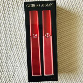 アルマーニ(Armani)のジョルジオアルマーニ アルマーニ リップ ティントルージュグロス 400 500(リップグロス)