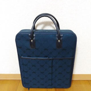 【shinc様専用】着物/和装バッグ*収納(スーツケース/キャリーバッグ)