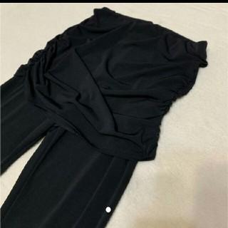 ザラ(ZARA)のスカート付きレギンス☆ZARAベーシック☆黒S(レギンス/スパッツ)