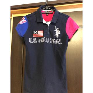 U.S.POLO ASSN ポロシャツ レディース (ポロシャツ)