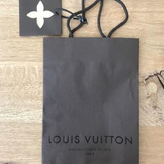 ルイヴィトン(LOUIS VUITTON)のルイヴィトン ショップ袋(その他)