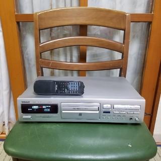 16年!新品同様完動品!録音・再生可!TEAC CDレコーダー CD-RW880(その他)