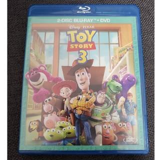 トイストーリー(トイ・ストーリー)のトイ・ストーリー3  Blu-ray+DVD(アニメ)