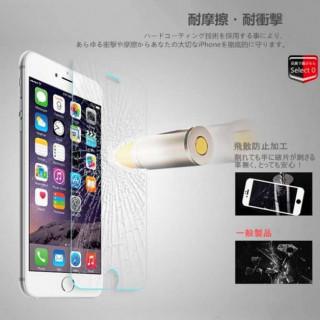 iPhone7 iPhone8 強化ガラス特殊保護フィルム(保護フィルム)
