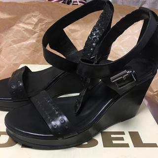 ディーゼル(DIESEL)のDIESEL 靴(ハイヒール/パンプス)