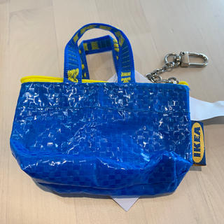 IKEA KNOLIG  小物入れ コインケース エコバッグミニ 1個(小物入れ)