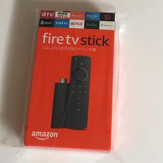 Fire TV Stick Alexa対応音声認識リモコン付属