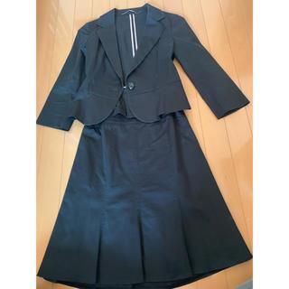 ef-de ブラック 大人かわいい スーツ