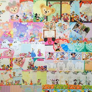 ディズニー(Disney)のディズニーバラメモ100枚☆🅰️(ノート/メモ帳/ふせん)