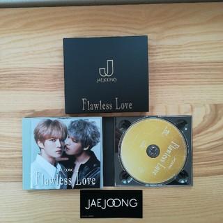 ジェイワイジェイ(JYJ)のジェジュン flawless Love TYPE A(K-POP/アジア)