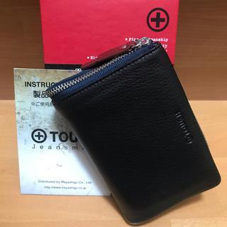 タフ(TOUGH)のタフ tough / 2つ折り財布 新品未使用 完売品(折り財布)