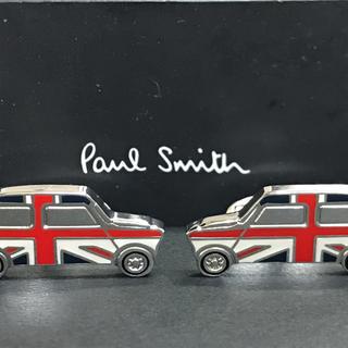ポールスミス(Paul Smith)のポールスミス 車 ユニオンジャック カフリンクス カフス(カフリンクス)