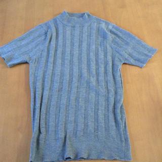 シマムラ(しまむら)の半袖ニット(ニット/セーター)