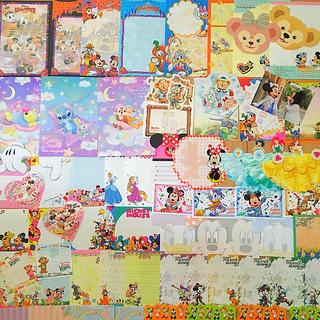 ディズニー(Disney)のディズニーバラメモ100枚☆🅱️(ノート/メモ帳/ふせん)