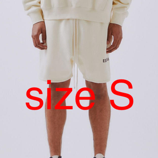 フィアオブゴッド(FEAR OF GOD)のS fear of god fog Essential sweatshorts(ショートパンツ)