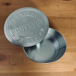 ロクシタン(L'OCCITANE)の【美品】メゾンブレモンド1830 メタルボックス オーバル(食器)