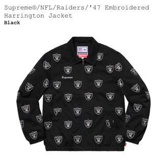 シュプリーム(Supreme)のsupreme Raiders® Harrington Jacket(ブルゾン)