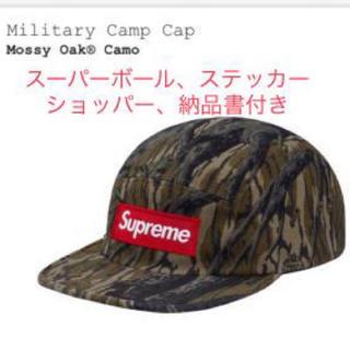 80cb19c466b シュプリーム(Supreme)のsupreme military camp cap(キャップ)