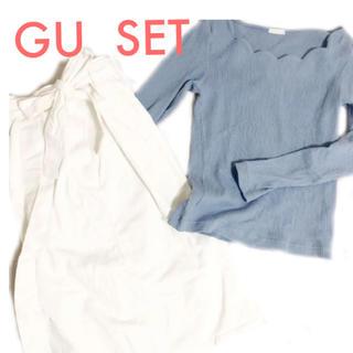 ジーユー(GU)のGUコーデセット(セット/コーデ)