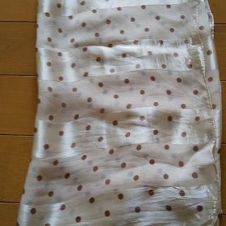 スカーフ ドット柄(バンダナ/スカーフ)