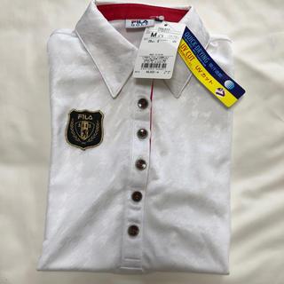 フィラ(FILA)の新品未使用品FILAポロシャツM(ポロシャツ)