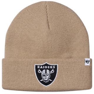 シュプリーム(Supreme)のSupreme NFL Raiders/'47 Beanie ビーニー (ニット帽/ビーニー)