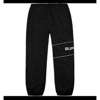 シュプリーム(Supreme)のsupreme nylon ripstop pant 黒 S(ワークパンツ/カーゴパンツ)